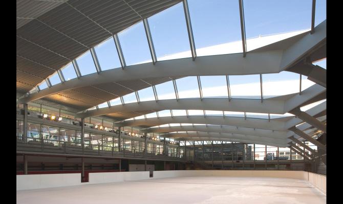 Prix grand public des architectures contemporaines de la for Piscine 75019